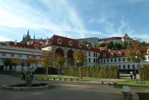 Wallenštajnska palača