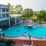 Zunanji bazeni, hotel Lipa