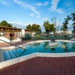 Zunanji bazeni, Terme Banovci