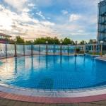 Zunanji bazen, zdravilišče Radenci